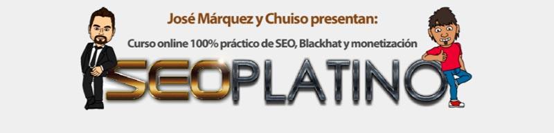 SEOplatino, curso Online de SEO