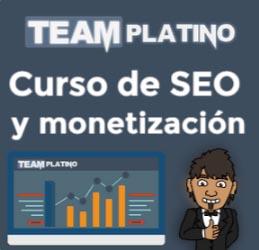 TemaPlatino - Curso de monetización